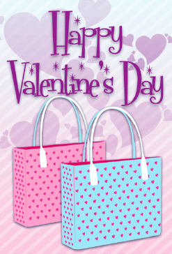Two Bags valentine